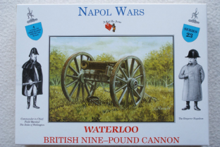 A Call To Arms 1/32 CAL3223 British 9 Pdr Cannon (Napoleonic)